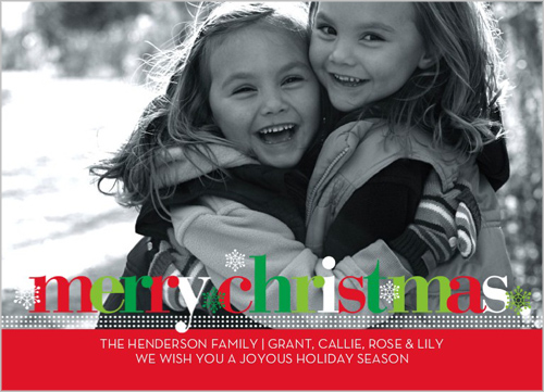 Shutterfly Oh What Fun Christmas Cards